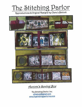 Aurora's Sewing Box by Stitching Parlor Inc., The 19-1460