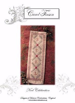 Noel Celebration With Silk Pack Heirloom Embroideries HE-NC
