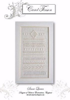 HE-SQ Snow Queen With Silk Pack Heirloom Embroideries