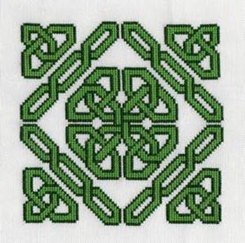 Celtic Knot 85w x 85h by RK Portfolio 19-1296