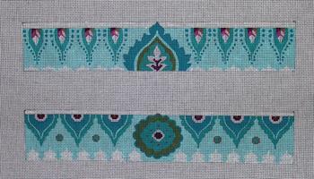 PB103 Indian pattern 2 panels 14x2.5 13 Mesh Colors of Praise
