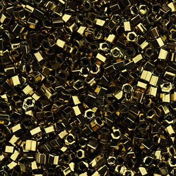 #BDS-H457 Size 14 Bronze Beads Sundance Designs