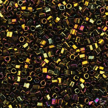 #BDS-H462D Size 14 Autumn Brown Beads Sundance Designs