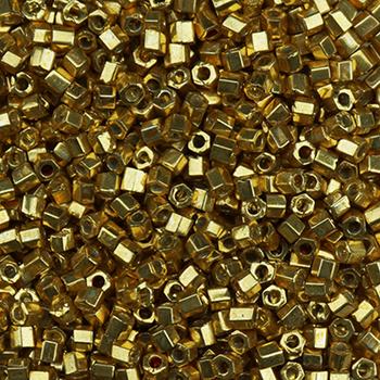 #BDS-H471 Size 14 Galvanized Gold Beads Sundance Designs