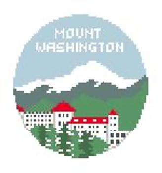 """BT889 Mount Washington Kathy Schenkel Designs  4"""" Diameter"""