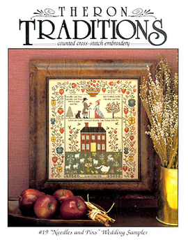 Needles & Pins by Theron Traditions 6506