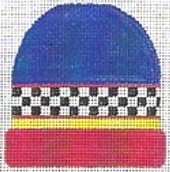 """85-3H Arrow Buttons (Match with Sweater Number) 4"""" x 3 3⁄4"""" 13 mesh STITCH-ITs"""
