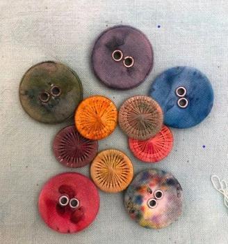 Painter's Threads Button Assortment