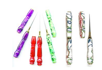 Acrylic RLT – BLT built into one of a kind Acrylic handle & cover Rainbow Laying Tool