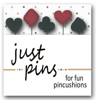 Just Pins - Royal Flush Just Another Button Company