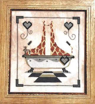 Bath Time I by Blackberry Rabbit 20-1365