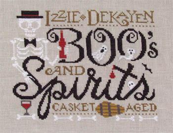 Izzie Dekayen by Silver Creek Samplers 20-1627