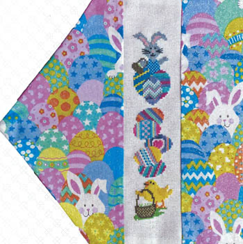 Seasonal Table Runners - Easter by Stitchworks, The 20-1236