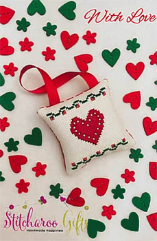 With Love by Stitcharoo Gifts 19-2777