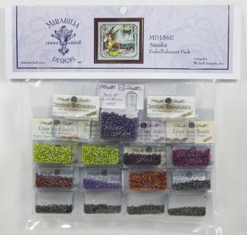MD156E Mirabilia Designs Mooka  Embellishment Pack