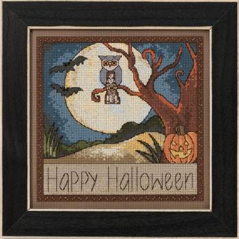 ST152013 Happy Halloween Mill Hill Kit