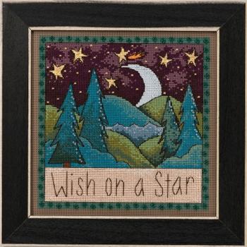 ST152014 Wish on a Star Mill Hill Kit