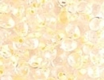 DPF-05 Apricot Lined Crystal  Multi Color  3.4mm Miyuki Drop Bead Embellishing Plus