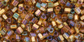 TG11-278 Gold Lined Topaz Miyuki Beads Embellishing Plus