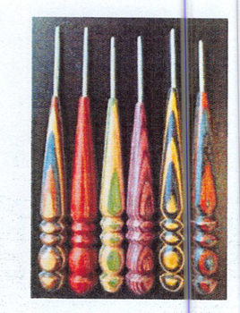 Petite Ribbon Laying Tool Designs and colors varyRainbow Galley