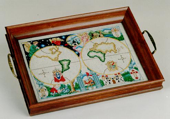 #339  World Map Sudberry