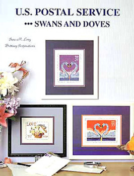 97-1944 Swans And Doves by Brittany Inspirations