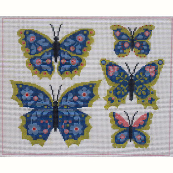 AC117 BUTTERFLY COLLECTION 10 X 8 13 Mesh Abigail Cecile