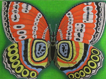 CN-1503 The Butterfly Effect 12 x 9 13 Mesh CATHERINE NOLIN (PLD)