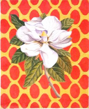70680 Modern Magnolia Floral 8 x 10 13 Mesh Unique New Zealand Designs