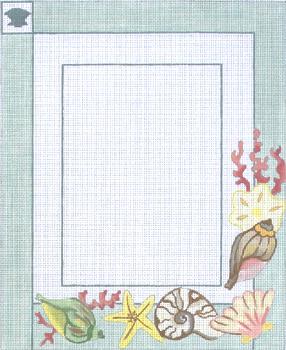 182598 Sea Beauties (Photo Opening 5x7) Frame 13 Mesh JULIE THOMPSON