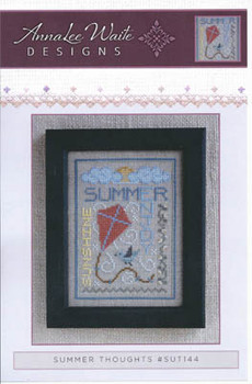 Summer Thoughts 58w x 84h by Annalee Waite Designs 20-2333