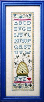 Skinny Bee Sampler by Bee Cottage, The 21-1159