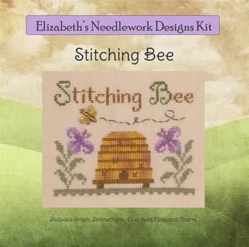 Stitching Bee by Elizabeth's Designs 20-2849 YT