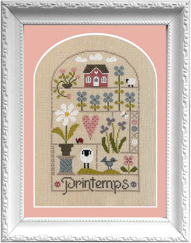 Petits Moments Du Printemps by Jardin Prive' 20-2129