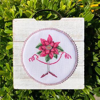 Miss Poinsettia 117h x 117w by Keslyn's 20-2970