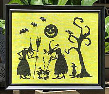 Witches Brew 214h x 261w by Keslyn's 20-2363