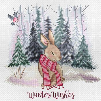 Winter Wishes by Les Petites Croix De Lucie 21-1023