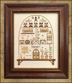 Hive by Little House Needleworks 20-2511