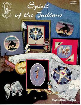 Spirit Of The Indians by Pegasus Originals, Inc. 2799