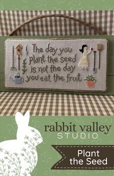 RVS - Plant the Seed 120 w x 53 h Rabbit Valley Studio