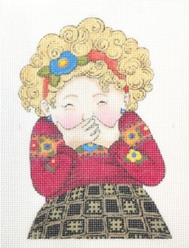 ME-FF01A Laughing Matters 13 Count EASTER Mary Engelbreit