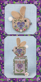 JNLEPB Pansy Bunny Limited Edition 2021 Just Nan Pre-Order