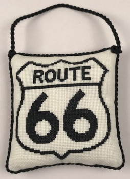 PC2244 The Posy Collection Route 66 Ornament