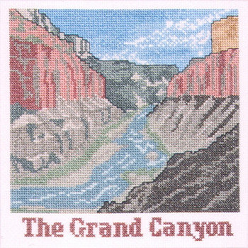 PC442 The Posy Collection Grand Canyon