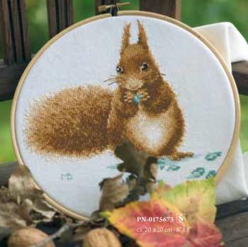 PN175673 Lanarte Kit Squirrel