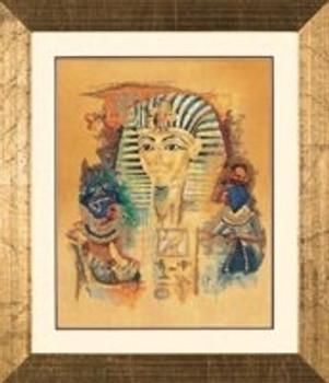 PN8006 Lanarte Kit King Tutankamun