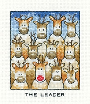 HCK1536A Heritage Crafts Kit The Leader - Simply Heritage