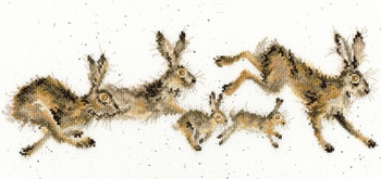 BTXHD82 Spring In Your Step - Bothy Threads Counted Cross Stitch KIT