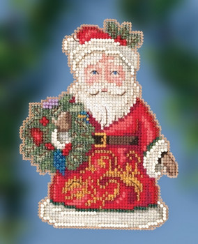 JS202014 Winter Wishes Santa by Jim Shore (2020)