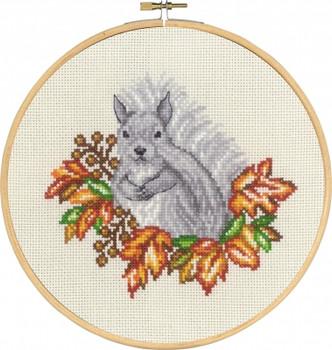 920302 Permin Kit Squirrel Fall